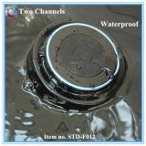 Altavoz impermeable de Bluetooth de la ducha Ipx7 con la taza de la succión