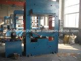 máquina de vulcanización de la placa de 80t 100t/prensa de vulcanización de la placa
