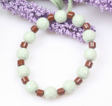 Form Tourmaline Bracelet mit Negative Ions