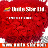Rojo 177 del pigmento para el PVC