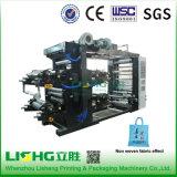 Maquinaria de impressão não tecida high-technology de Flexo da tela Ytb-41000