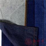 Tela del dril de algodón del añil del algodón para los pantalones vaqueros