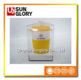 Caneca relativa à promoção da porcelana com caixa do silicone e tampa de Lkb027