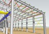 가벼운 강철 구조물 Prefabricated 건물 (SS-56)