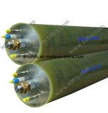 Embarcações de membrana com reservatório de pressão de FRP certificado ASME