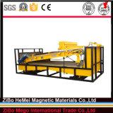 鉱石のための高い勾配の版タイプ磁気分離器、ミネラル機械装置