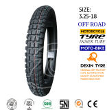 África del camino cansa el neumático 3.25-18 de la motocicleta del neumático de la motocicleta de la moto de las piezas de la motocicleta
