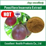 Extrait de passiflore comestible de passiflore de qualité, poudre d'extrait de passiflore comestible de passiflore, passiflore Caerulea L.