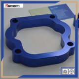 Serviço do CNC de Alumunium