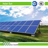 Galvanisierter schraubenartige Schrauben-Stapel für Solar Energy System