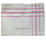 Customized Checked Checkweave Woven Placemat Assortiment de thé à thé Tapis de table