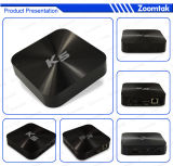 Amlogic S805와 1GB 렘, 지원 HD1080p 및 WiFi 듀얼-밴드 텔레비젼 상자를 가진 베스트셀러 인조 인간 텔레비젼 상자