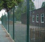 높은 안전 형무소 감옥 담 또는 고전압 방호벽