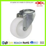 Rodízios industriais brancos dos PP (G101-30D075X25)