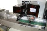 Cuvette de papier de cuvette en plastique automatique comptant et machine à emballer