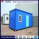 幸せなグループの住宅の容器の家の計画