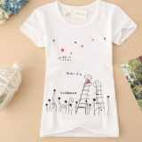 T-shirt Lady Office, Tee-shirt Femme