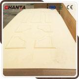 huid van de Deur HDF van 3mm de Binnenlandse van Chanta