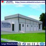 강제노동수용소를 위한 가벼운 강철 구조물 모듈 Prefabricated 집
