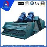 Tela de vibração do forro da série de Zsg para o processamento mineral