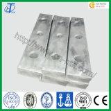 Анод катодной защиты от коррозии алюминиевый с гайкой винта