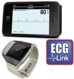 Водоустойчивый отслежыватель Mt80 GPS вахты ECG, отслежыватель Mt-80 браслета GPS вахты экрана 1.28 дюймов с высоким качеством