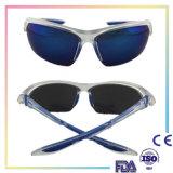Il modo di alta qualità dell'OEM polarizzato mette in mostra gli occhiali da sole