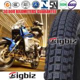 Lujo 4pr 6PR 8pr Tubeless 2.75-17 neumático de la motocicleta