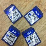 Cartão de memória de alta velocidade da câmara digital do OEM