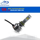 phare de 30W 3200lm 9006 DEL pour le phare de véhicule du H3 H7 H11 9004/9007 H4 DEL de véhicule/camion H1