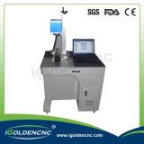 Zwei Jahre Garantie-optische bewegliche Faser-Markierungs-Tischplattenmaschinen-