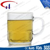 220ml 최고 백색 유리제 맥주잔 (CHM8058)