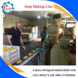 Vendita Africa della macchina di saponeria della barra della lavanderia del sapone di toletta di 100/300/500/800/1000/2000 di kg/h