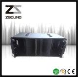 Línea de alta fidelidad altavoz del sonido de la voz de la clase de Zsound VCM del sistema del arsenal