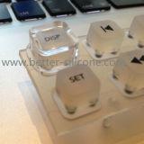 Plastic Keypad CoverのシリコーンRubber Keypad