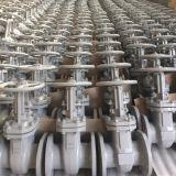 Запорная заслонка PN16 стержня литой стали GOST поднимая