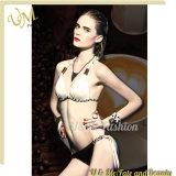 Form-heißer Entwurf, der Badebekleidungs-Luxuxbadeanzug-Bikini verziert