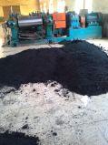 Caoutchouc de rebut au matériel de distillation de noir de charbon