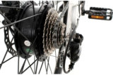 アルミニウム縁の車輪が付いているOEMによってカスタマイズされるEのバイク