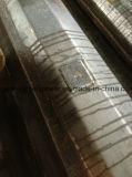 Поляк сплющенное сталью трубчатое