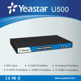 Yeastar 500 utenti Ippbx ibrido (MyPBX U500)