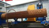 Máquina de estaca do plasma do CNC do baixo custo de 3 linhas centrais para a fabricação da tubulação de aço