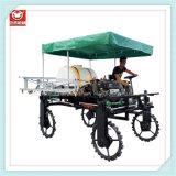 Pulvérisateur automoteur de boum de jeu élevé à quatre roues avec l'engine