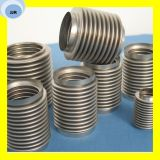 Manguito flexible anular hidráulico del acero inoxidable de la alta calidad