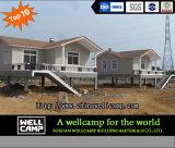 Apartamento prefabricado fuerte del concreto de la casa de Wellcamp