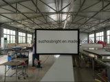 Haupttheater-Ton-akustischer Projektions-Bildschirm