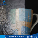 Glass/Patterned figurados Glass/Rolled Glass/Embossed Glass/Knurling Glass (Nashiji, Mistlite, Flora, Karatachi, Diamond) com CE, ISO
