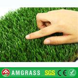 屋外の庭は35mm高さ、Vの形の人工的な草を使用した