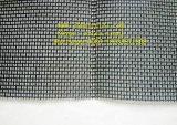 schermi neri dell'animale domestico del poliestere di colore 350G/M2 & di colore di Gray