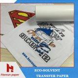 Bedruckbares Eco zahlungsfähiges Kopierpapier, Vinyl für Dunkelheit/helles Baumwollgewebe-T-Shirt